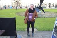 "Chloe (19) ""My Cambridge satchel"""