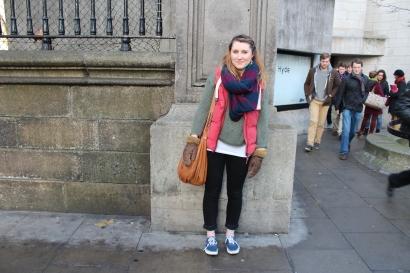"Phillipa (21) ""A satchel"""
