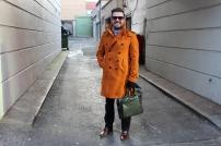 """Cormac (38) """"A good warm coat"""""""
