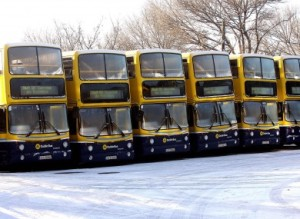 Dublin bus is one of the transport units who are set to increase prices