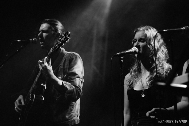 Hozier playing The Button Factory for Hard Working Class Heroes - Photo by Sarah Buckley