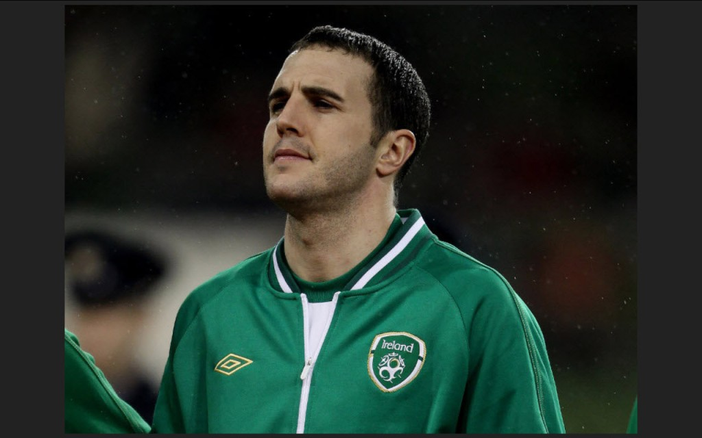 Could O'Shea have made his last appearance for Ireland? [credit: eurocuppictures.com]