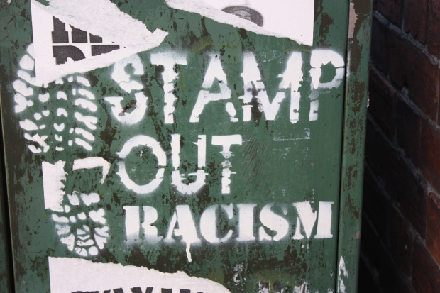 Racism seems to be an ongoing, unreported, issue due to the influx of foreign nationals over the past decade. Image by: Machine Made