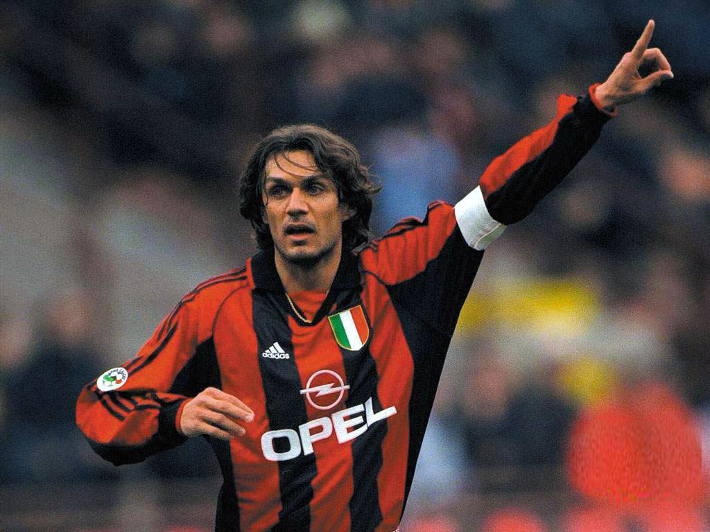 Maldini was a ledgend. credit immortal