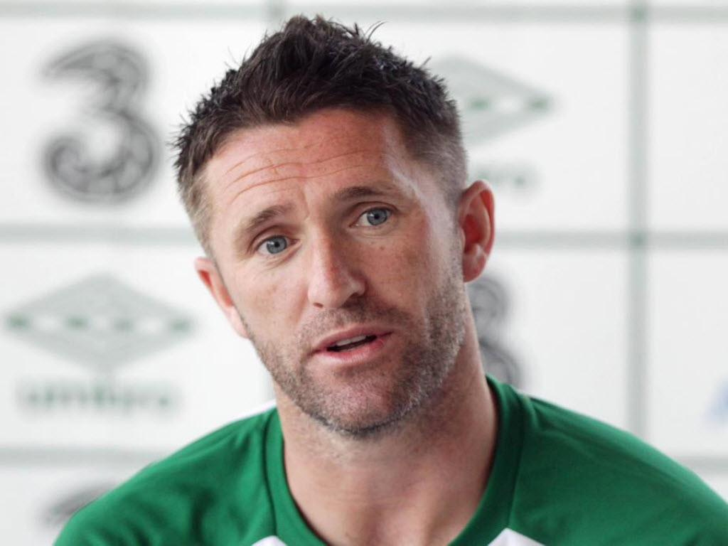 Keane: On the way out? [credit: 3football.ie]