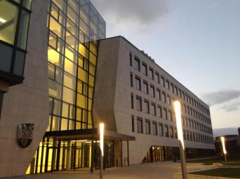 The newly opened €175 million O'Brien Centre for Science in UCD.