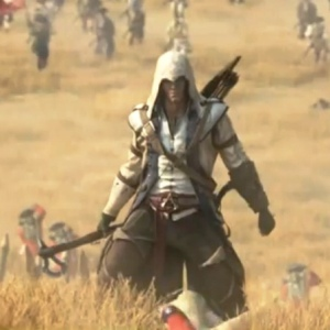 Conor Kenway, the protagonist from Assassin's Creed III is the grandson of Captain Edward Kenway. Image by Rooster306 on flickr