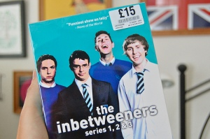 The Inbetweeners was a highly successful British Television show.  However the US Remake was cancelled after just 12 episodes. Image by Magnus D on flickr