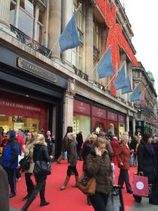 The red carpet was out for the re-opening.
