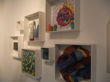 Works by the Cork Textile group