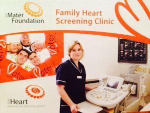Family Heart Screening Clinic