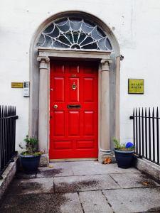 Heart House on Eccles Street, Dublin