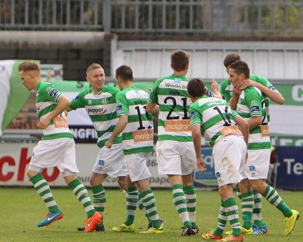 Photo: Shamrock Rovers FC