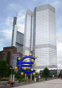 The release of the letter written by Jean-Claude Trichet from these ECB offices has brought the Freedom of Information debate back to the fore. Photo: Eric Chan