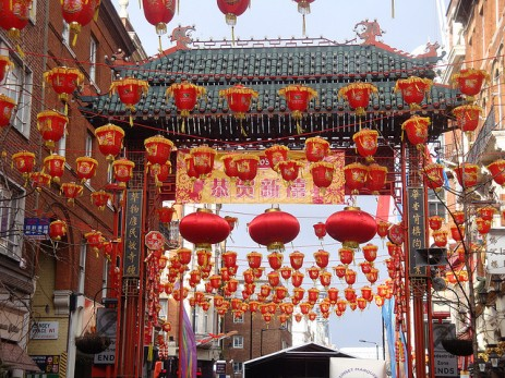 Traditional Chinese lanterns. CC Image Courtesy of [Duncan] on Flcikr