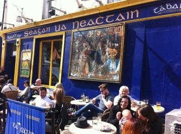 Tigh Neachtain, Cross Street, Galway. Photo by Rachael Hussey