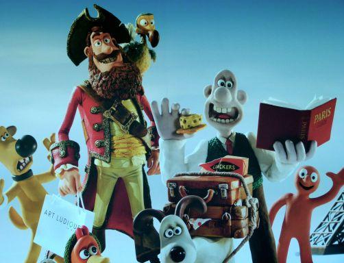 Aardman's Most Famous Characters