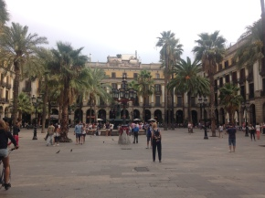 A Break From The City: Barcelona