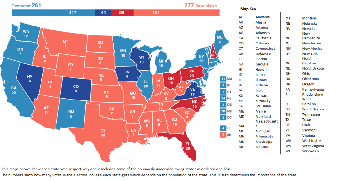 map-of-states-and-votes