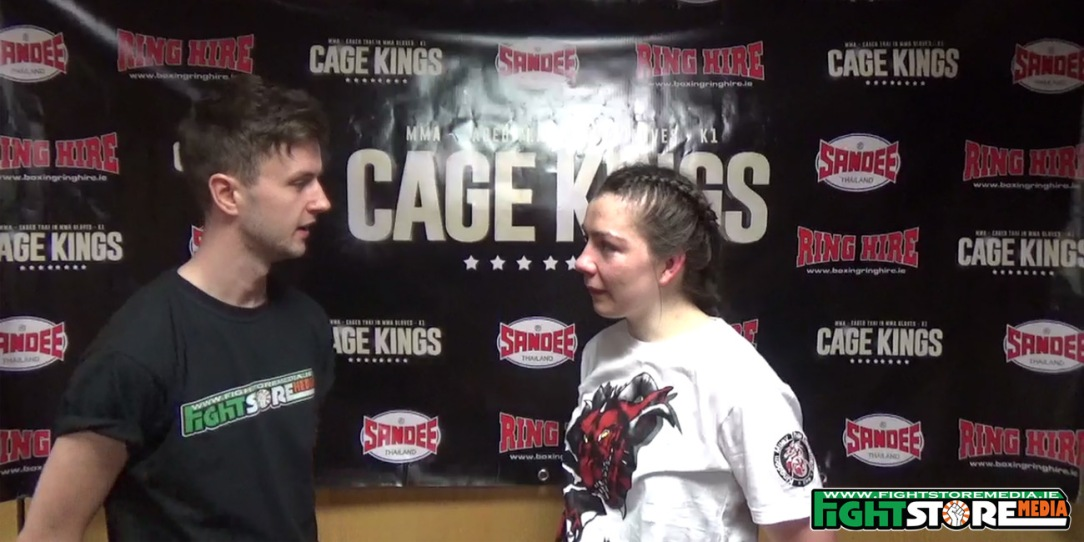 eimear-codd-post-fight-interview-at-cage-kings-dublin-video