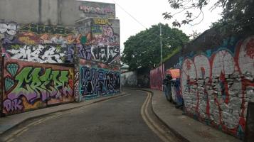 Liberty Lane, Dublin, image by Hannah Lemass